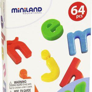Juego de lecto-escritura Miniland