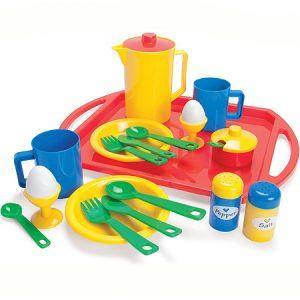 Desayuno juguete simbólico