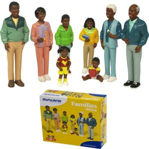 Familia Africana Miniland