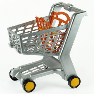 Carro de supermercado hecho en plástico
